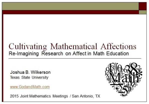 Dissertation mathematics education